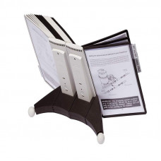 DURABLE 5519 Table stand,A4,20 panels