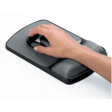 Fellowes Microban® FW9175101 Comfort Gel Wrist Rest & Mouse Pad
