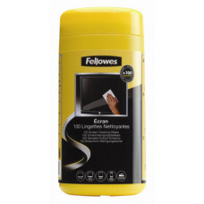 Fellowes FW99703 Screen Cleaning Wipes (100's)